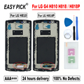 Pour LG G4 double H818P H818N LCD écran tactile numériseur assemblée pour LG G4 H810 H815T F500K/S/L LS991 VS986 VS999 DS1402|lcd display touch screen|display lcd touch screenlcd display screen -