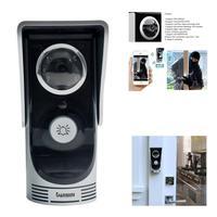 New WIFI Doorbell Video Intercom Door Phone Wireless Digital Smart Peephole Viewer Camera 2.0 Megapixel Night Vision Door Bell