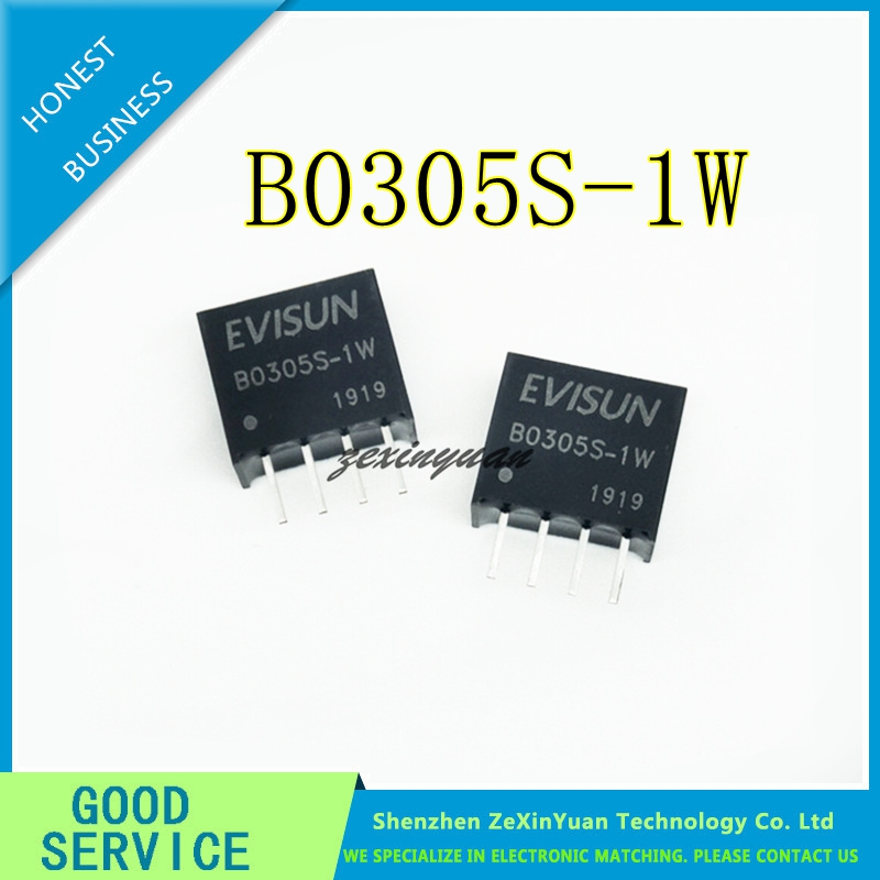 1PCS B0305S-1W B0305S  SIP-4 NEW