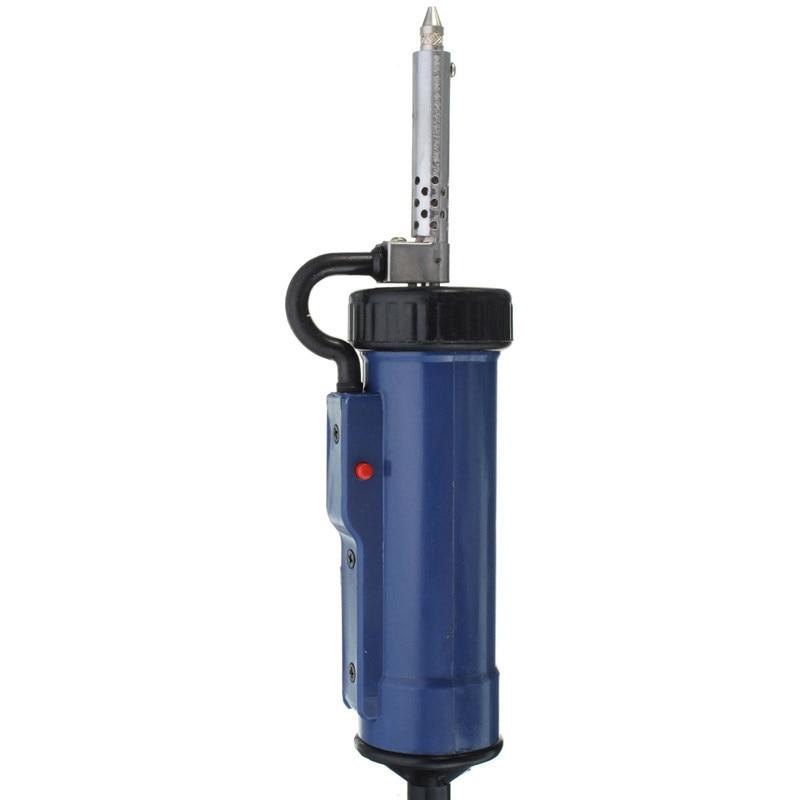 Eu Plug,30W 220V 50Hz Electric Vacuum Solder Sucker Electric Desoldering Pump Iron