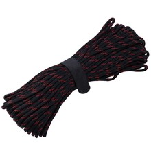 Multifunctional Outdoor Paracord Umbrella Rope Reflective Survival Rescue Umbrella Rope Camping Cord(China)