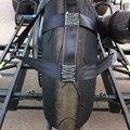 Универсальный черный мотоциклетный транспортировочный ремень из полиэстера для крепления заднего колеса мотоцикла