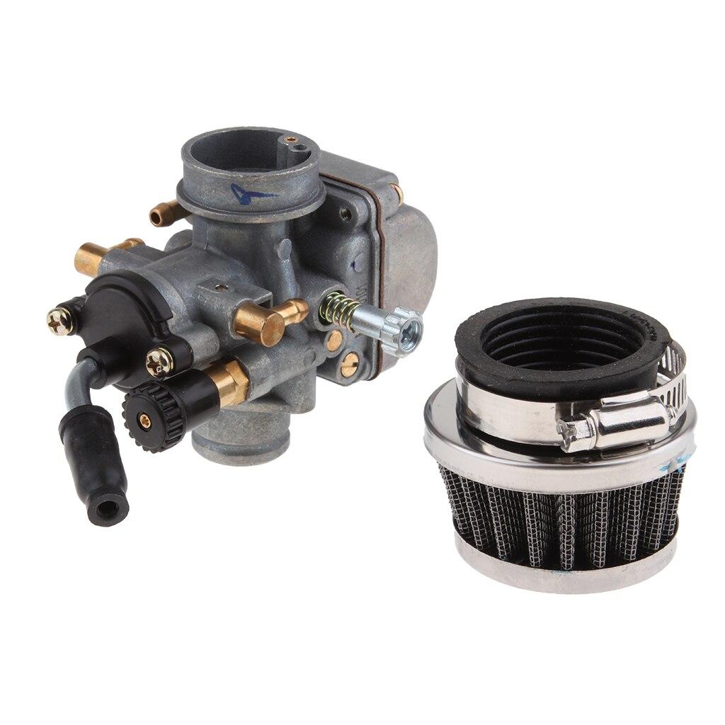 19mm Carburetor Carb Air Intake Filter Pod Cleaner For KTM50 KTM 50 SX Pro Junior Dirt Bike 50CC