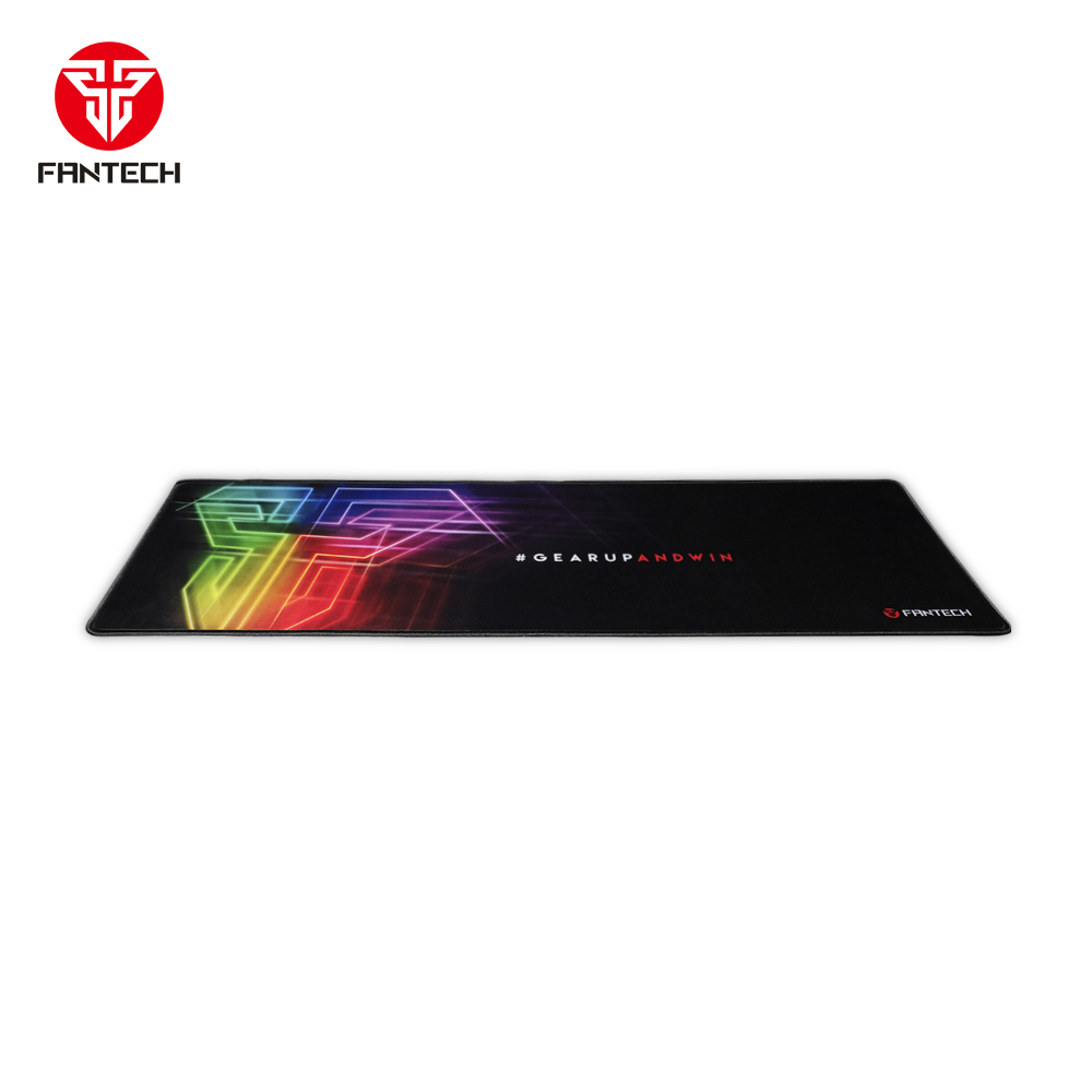 Image 5 - FANTECH MP902 Large Mouse Pad Anti slip Natural Rubber And Smooth Surface With Locking Edge For Mousepad Gamer FPS LOL Mousepad-in Mouse Pads from Computer & Office