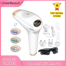 Epilator Hair-Removal-Machine 500000 Ipl Laser Permanent Electric Women Flashes for 3-In-1