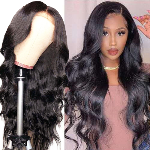 Body Wave Lace Front Wig Lace Front Human Hair Wigs For Black Women Pre Plucked Hairline Baby Hair Dorisy Remy Hair Lace Wig