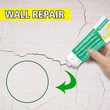 100 мл действительный Плесень Доказательство стены починки агент стены ремонт крем стены ноготь с эффектом трещин ремонт Быстросохнущий патч восстановление