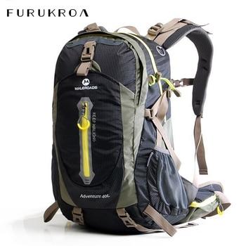 Waterproof Camping Hiking Backpack Sports Bag Outdoor Travel Backpacks Climbing Equipment Men And Women Travel Backpack X32B
