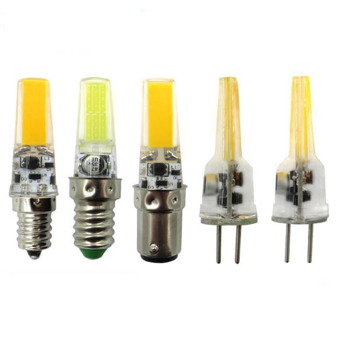 Led cob 10 w gy6.35 b15 12 v pode ser escurecido led gy6.35 12 v led b15 12 v cob2508 escurecimento led g6.35 12 v cob2508 luz de cristal