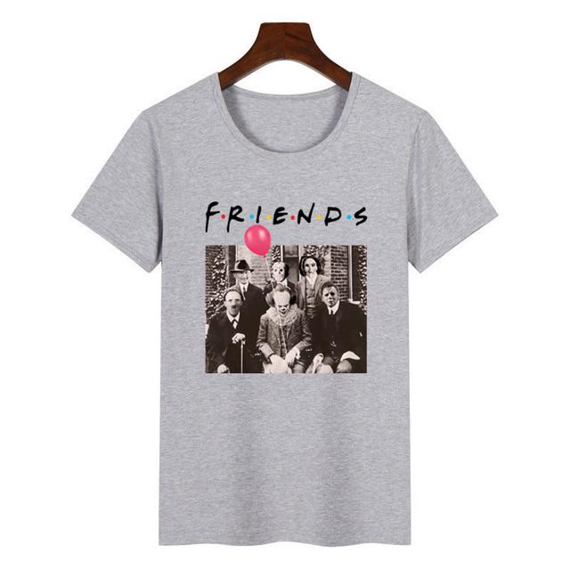 FRIENDS THEMED T-SHIRT (27 VARIAN)
