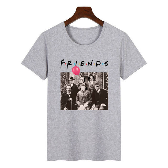 FRIENDS THEMED T-SHIRT (27 VARIAN)