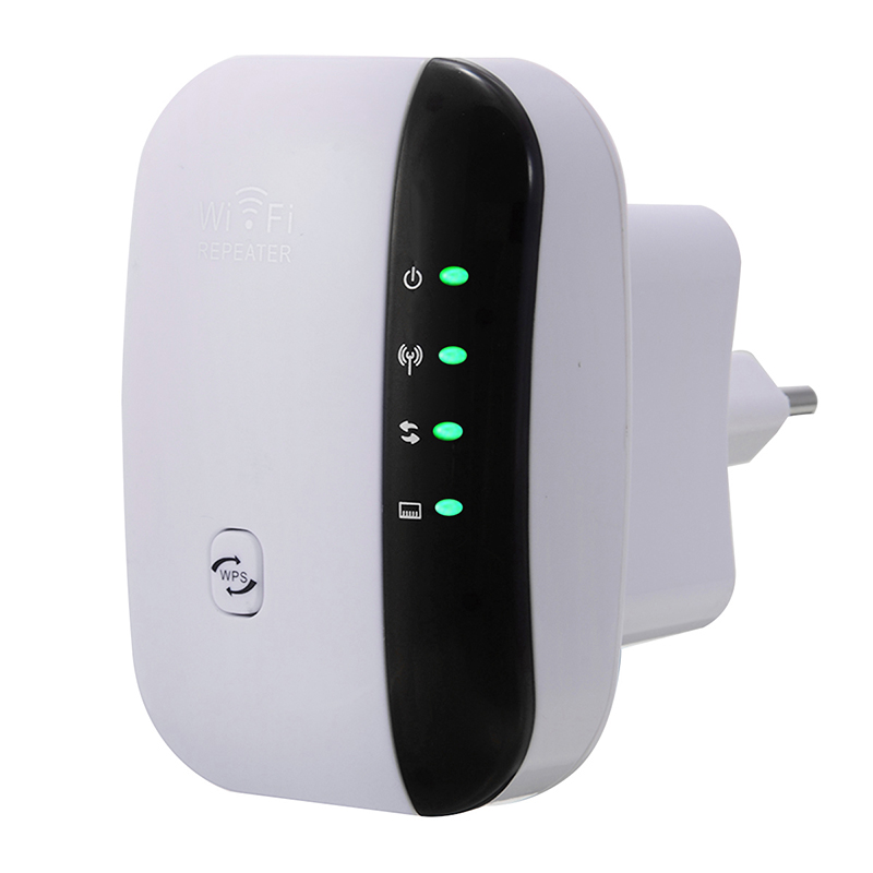 AP Range 802.11 Network Wifi Repeater Long Range Repiter 300Mbps For Signal Booster Extender Internet Connection Device