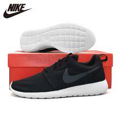 Original NIKE ROSHE RUN Mens Running Outdoor Sports Shoes Suitable Breathable 511881-019