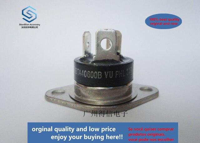 1pcs 100% Orginal New BTA40-600B BTA40 Triac  Real Photo