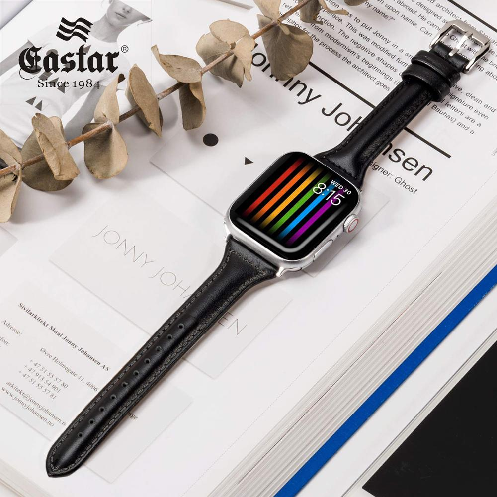 Slim Fit Women Strap For Apple Watch Series 1/2/3 For Apple Watch Band 42mm 38mm Bracelet Strap For Iwatch 4 5 40mm 44mm