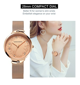Watches for women Quartz wristwatches ladies luxury watch fashion brand stainless steel Waterproof Upscale rose gold crystal kenneth cole mens wathces luxury brand quartz stainless steel rose gold waterproof calendar couple watches kc15057010