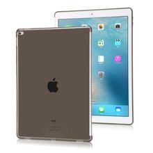 Para ipad pro 12.9 2015 2016 2017 ultra fino macio tpu caso coque tablet capa de silicone para ipad pro 12.9 polegada a1671 a1652