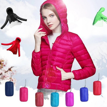 90% Ultra-light Plus Size Thin Down Jacket Women 2020 Autumn Winter Slim Short Hooded Warm White Duck Down Coat Women Outerwear 90% ultra light plus size thin down jacket women 2019 autumn winter slim short hooded warm white duck down coat women outerwear