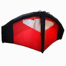 Largest Size !! IMPORTED Fiber Wing Foil 5M Inflatable Kite Foil Wing ,Wind surf hydrofoil ,Kite surfing