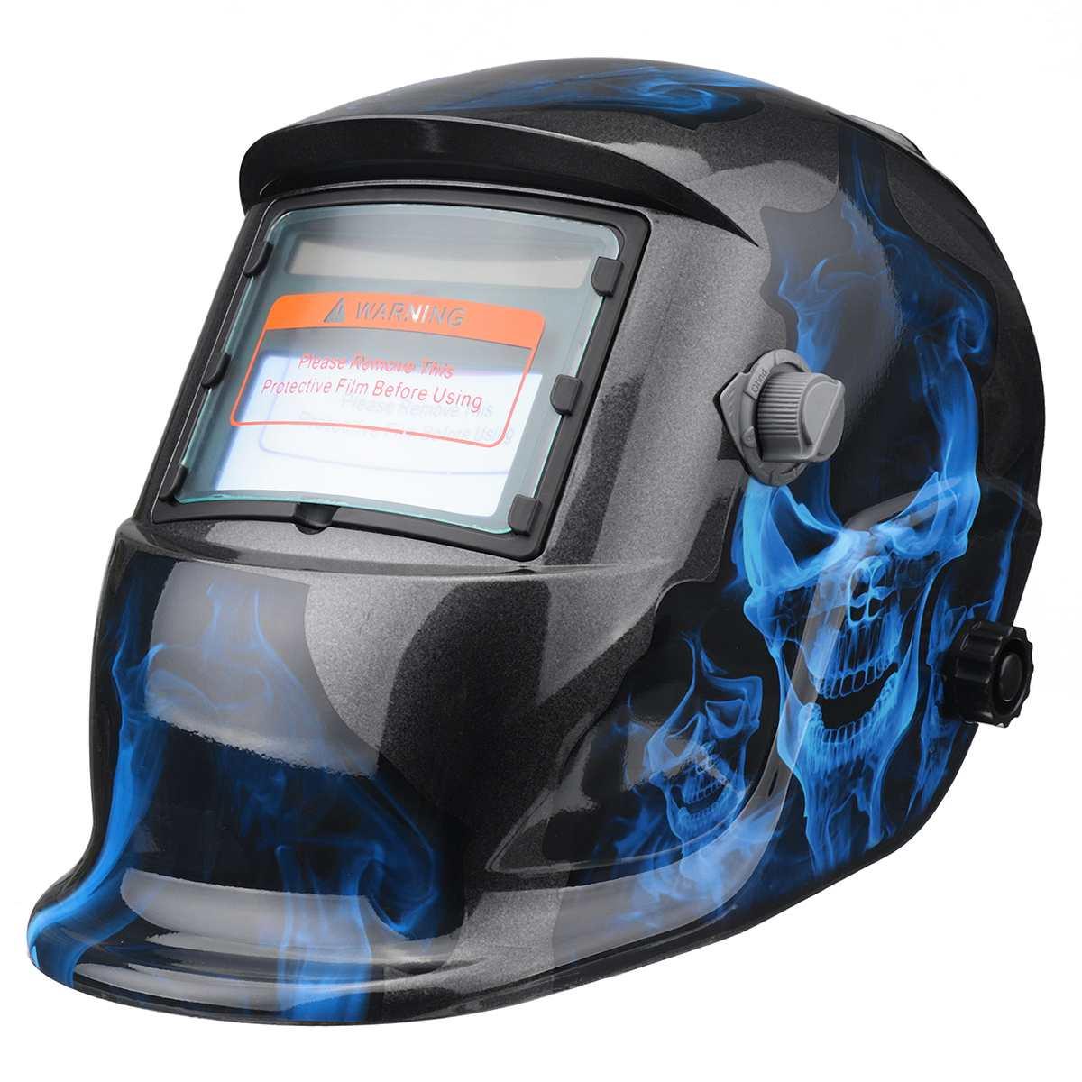 Automatic Darkening Welding Mask TIG MIG MMA MAG KR KC Electric Welding Mask/Helmet/Welder For Welding Machine