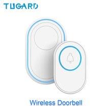 Новый беспроводной дверной звонок для дома умный с приветствием