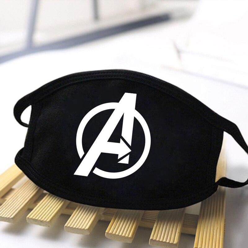 Hommes / Femmes Les Avengers Vikings Imprimer Masques Anti Haze Masque Anti-Poussière Confortable RéutilisableMasques En Polyest