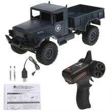 B14 RC автомобиль 1/16 Рок Гусеничный внедорожник 4WD 2,4G грузовик автомобиль забавная игрушка