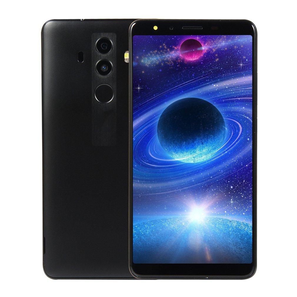 4G Smartphone 5.72 Inch Android Quad Core Dual Sim Global Version Communication Mobile Phone Fingerprint Machine Smart Phone