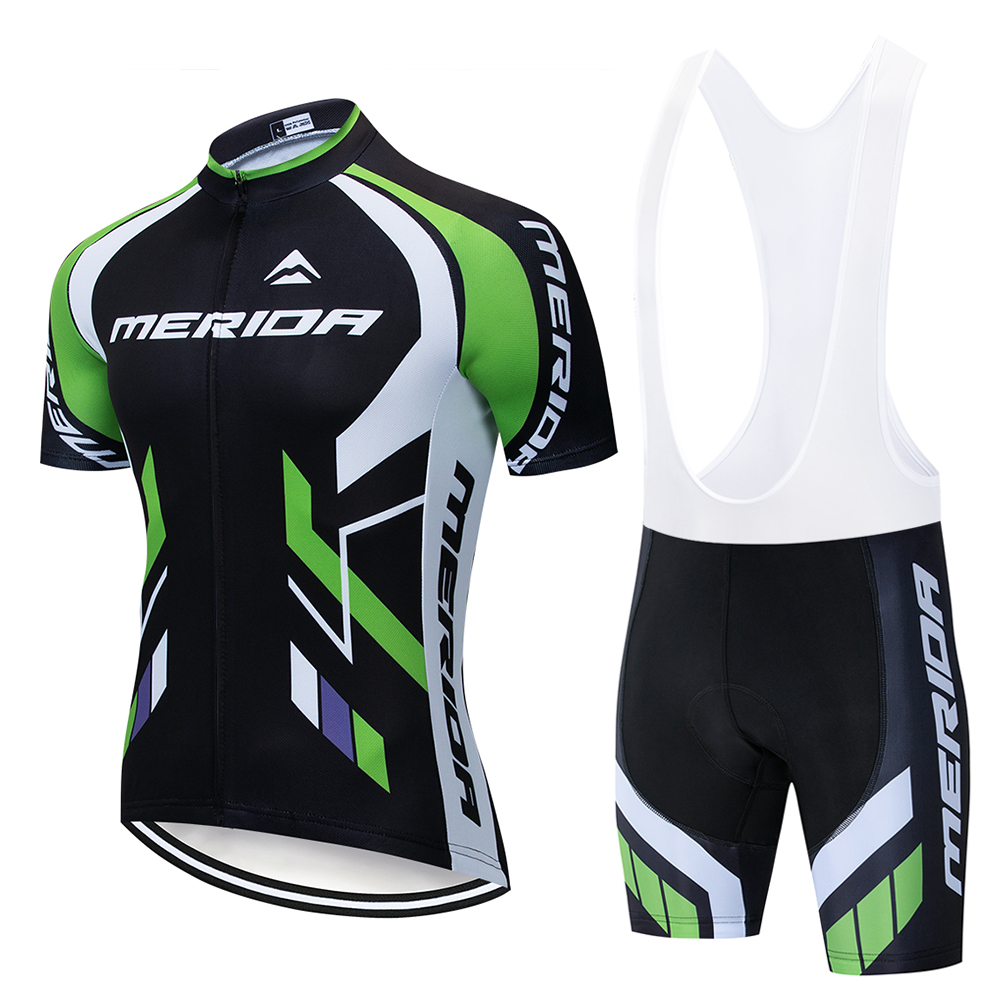 New 2019 Summer Team Cycling Jersey Clothing MTB Bicycle Clothes Maillot Ropa Ciclismo Men Cycling Jersey Set Quick Drying