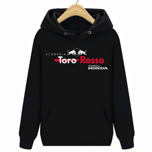 SCUDERIA TORO ROSSO HONDA Hoodies Sweatshirts Inspiriert GRÖßE S 3XL
