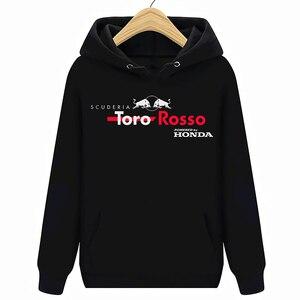 Image 1 - SCUDERIA TORO ROSSO HONDA Hoodies Sweatshirts Inspiriert GRÖßE S 3XL
