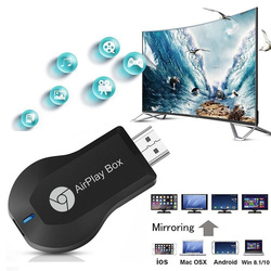 M4 Plus TV Stick Wifi Display Receiver Anycast DLNA Miracast Airplay Mirror Screen HDMI Adapter Android IOS Mirascreen Dongle