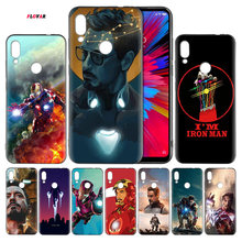 Avengers Endgame Tony Stark Iron Man Phone Case For Xiaomi Mi Redmi Note 7 6 8 9 K20 9T Pro A3 A2 Lite F1 CC9 CC9e 6A 7A 7S Shel(China)
