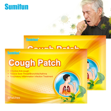 Relief-Patch Plaster-Herbal Itching Heath-Care Cold-Asthma Chinese-Cough-Relief Medical-Throat