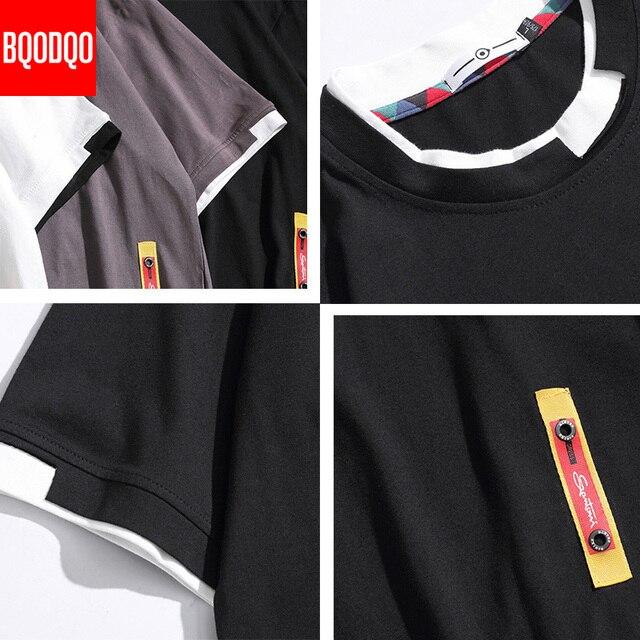 Loose Fit Hip Hop Tshirt 8