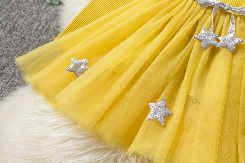 H6f64d96039644f36bebd4febad9c2754k Brand Girls Clothes Super Star Design Baby Girls Dress Party Dress For Children Girls Clothing Tutu Birthday 3-8 Years Vestidos