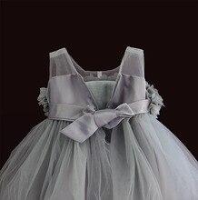 Kids Baby Girls Dresses Flower Clothing 6M-4Y