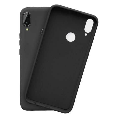 Luxury Soft Silicone Case For Xiaomi Redmi Note 7 Pro 6A 6 Pro Silicon Shockproof Back Covers Xiao mi Redmi Note7 Pro Cases 6Pro Islamabad