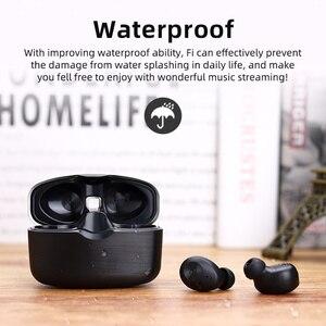 Image 5 - Bluedio Fi, Bluetooth אוזניות, TWS, אלחוטי אוזניות, APTX, עמיד למים, ספורט אוזניות, אלחוטי אוזניות, באוזן, טעינת תיבה