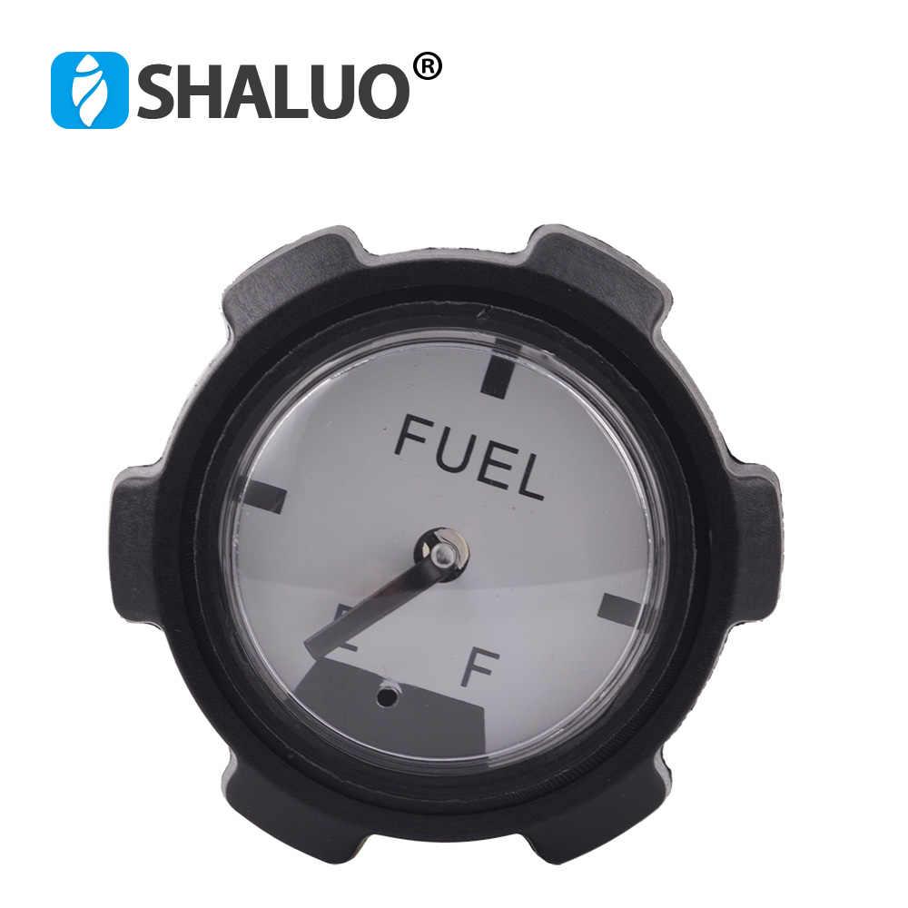 Profundo 150mm medidor de combustible del tanque del coche transmisores de medición de líquido sensor de flotador generador de diesel parte del transmisor de nivel de aceite universal