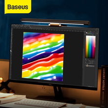 Baseus Led Light Lamp Adjustable Monitor Laptop Screen Hanging Dimmable Computer Eye Protection USB for Office Home
