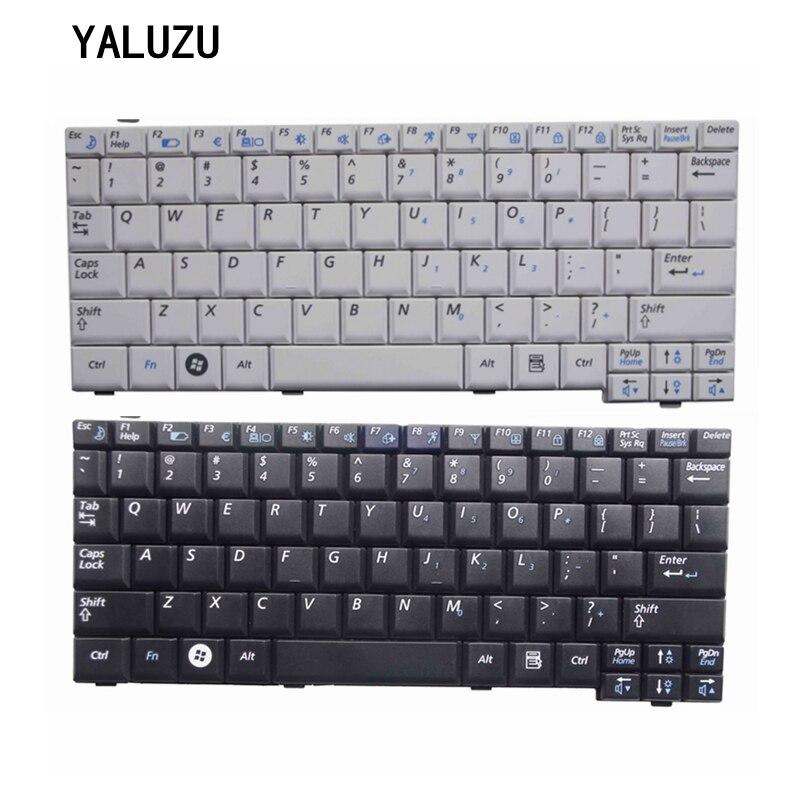 US NEW For Samsung NC10 N110 NC120 ND10 N140 ND10 N130 N128  V100560AS1 V100560BS1 V100560DS1 QWERTY Keyboard English
