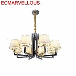 Nowoczesny dom Gantung Hanglampen dla eekamera oświetlenie Loft Lampen nowoczesny Deco Maison zawieszenie oprawa wisząca światło w Wiszące lampki od Lampy i oświetlenie na
