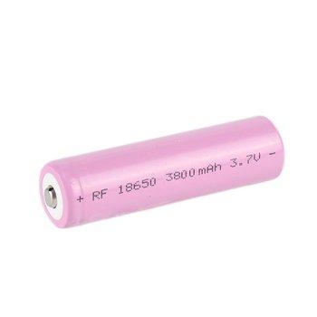 1 PCS 3.7V 18650 Lithium Battery 2200mah Large Capacity Rechargeable Battery Lithium Li-ion ICR Battery for Flashlight Headlamp ding li shi jia 4pcs 18650 battery 9900mah 3 7v rechargeable battery li ion lithium for flashlight torch headlight head batte