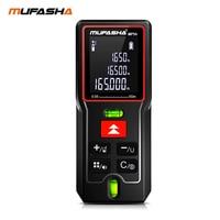 MUFASHA-telémetro láser serie MP, 50M, 70M, 100M, Medidor láser de distancia, cinta electrónica Digital