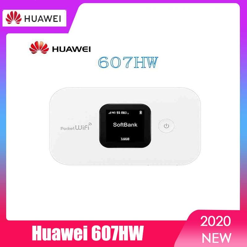 Unlocked Huawei 607HW 4G LTE Pocket WiFi Outdoor Router