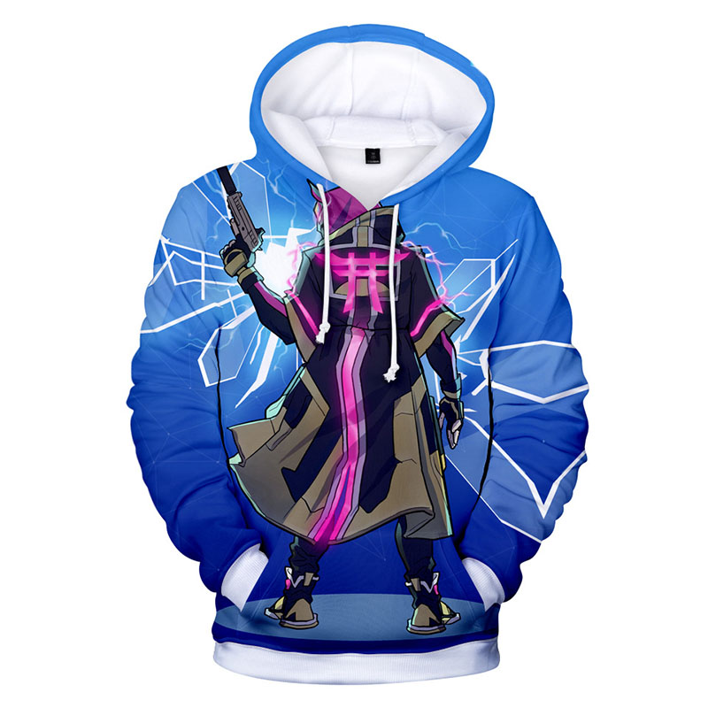 Hoodies 3D Winter Autumn 7