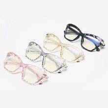 Glasses Eyewear-Frame Phone-Protective-Goggles Anti-Blue-Light Women Lightweight Ray