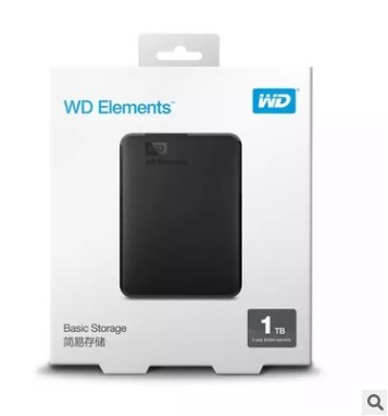 1TB 2TB 3TB 4TB USB 3.0 Mobile Hard Disk 2.5 Inch New Original