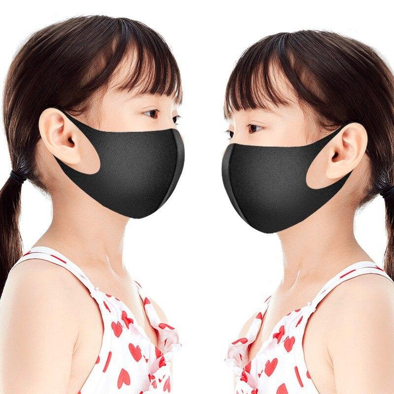 1PC PM2.5 Reuseable Mask Dust Anti Haze Parent-Child Personalized Breathable Washable Face Mouth Masks Anti Fog